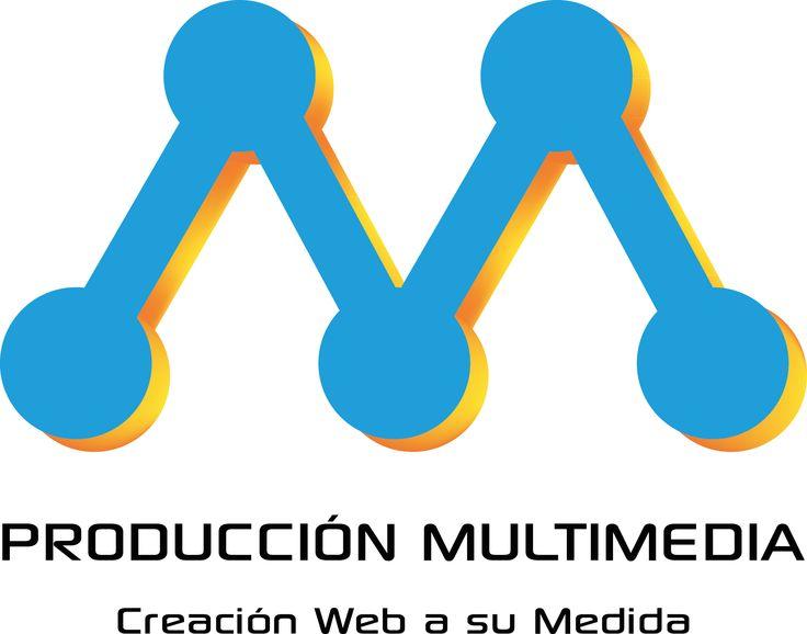 DISEÑO DE LOGO PRODUCCIÓN MULTIMEDIA
