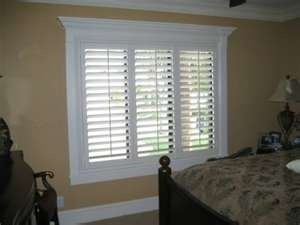Bedroom Plantation Shutters The New House Pinterest
