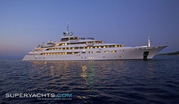 O'Mega Luxury Motor Yacht by Mitsubishi Heavy Industries