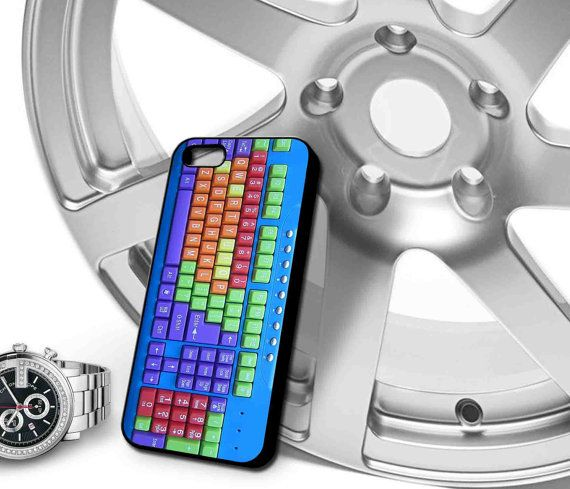 Keyboard Full Color Case for iPhone 4/4siPhone by Xgirllist, $13.99