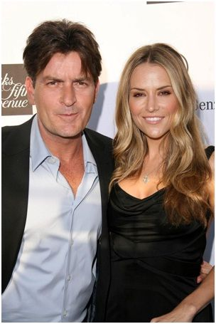 Charlie Sheen and Broke Mueller-Charlie Sheen And His Girlfriends