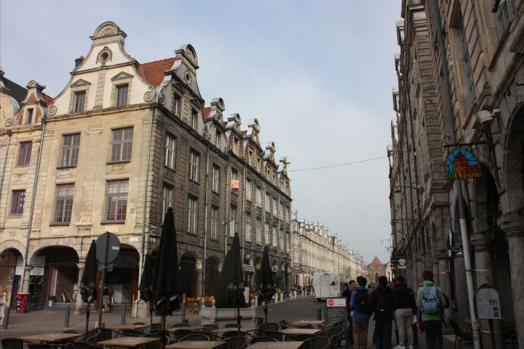 Bonjour  French Trip 2012