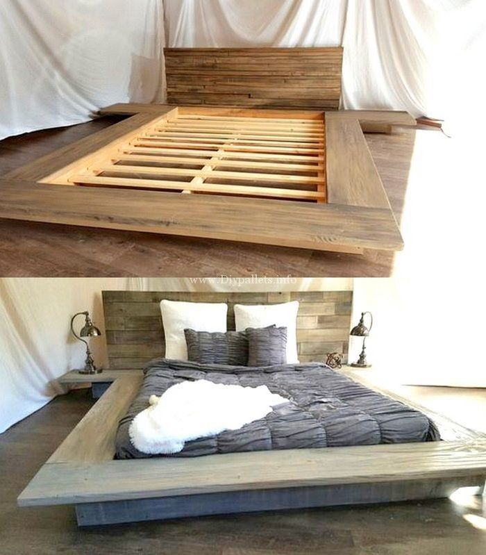 Break Down A Pallet The Easy Way For Wood Projects Wooden Pallet
