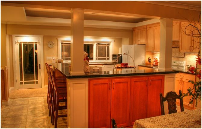 bungalow kitchen remodel pictures | Craftsman Style Bungalow Remodel : Renovation Design Group