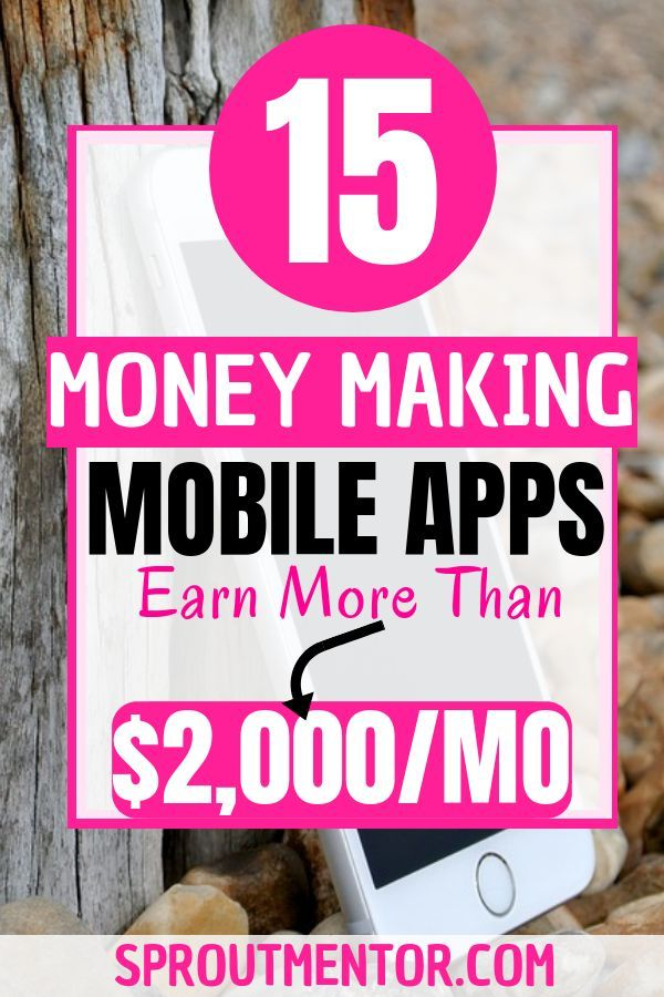 50 Money Making Apps For 2019: Earn Up To $2000 Monthly | good ideas
