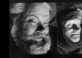 Falstaff y Master Shallow Chimes at Midnight comienzo