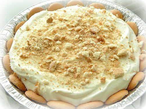 The best. creamiest Lemon Icebox Pie you have ever tasted!