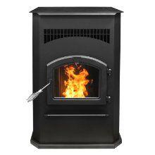 pleasant hearth pellet stove for sale