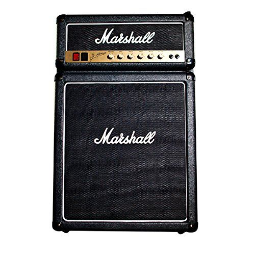 Marshall Fridge. Refrigerator styled like a Marshall Amp or Marshall Stack. People swooned over this at NAMM last year. Buy: http://www.amazon.com/gp/product/B008K4FTV8/ref=as_li_tl?ie=UTF8&camp=1789&creative=390957&creativeASIN=B008K4FTV8&linkCode=as2&tag=livlikarocsta-20&linkId=FXOCJ37XPDLKMASC: