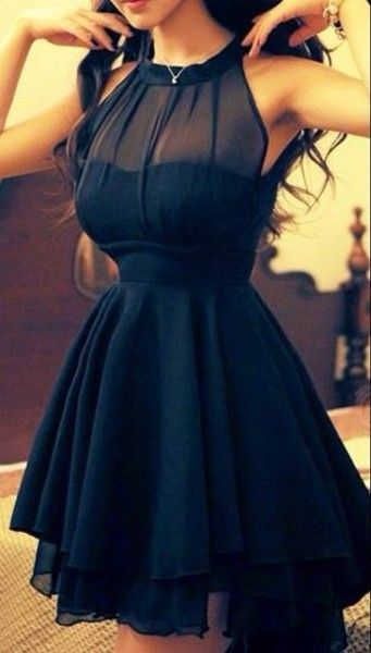 Maybe this is kind of slutty, or maybe it is a cute idea for a bridesmaid dress…