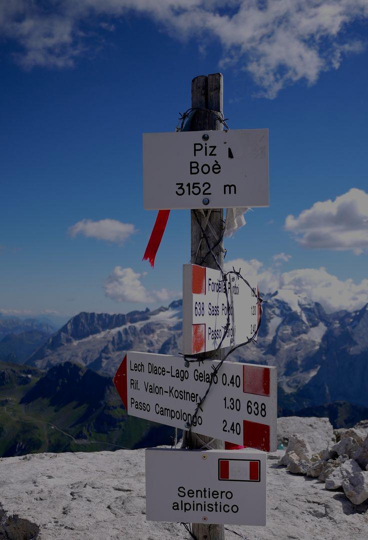 Pordoi, Val di Fassa, Trentino/Alto Adige