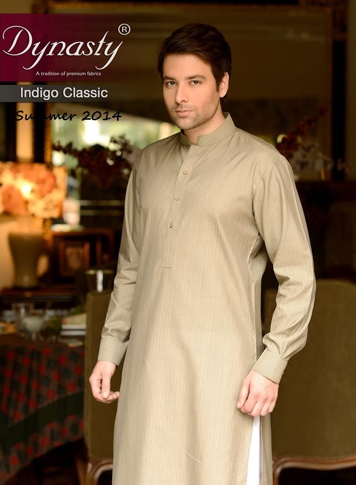 Summer 2014 Men Outfit Collection by Dynasty Fabrics 1 Summer 2014 Men Outfit Collection by Dynasty Fabrics