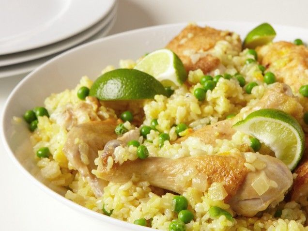 Not in the mood for washing dishes? Try this one-pot dish--Chicken and Rice.    http://www.ivillage.com/chicken-and-rice/3-r-438433
