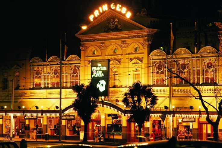 Princess Theatre, Melbourne