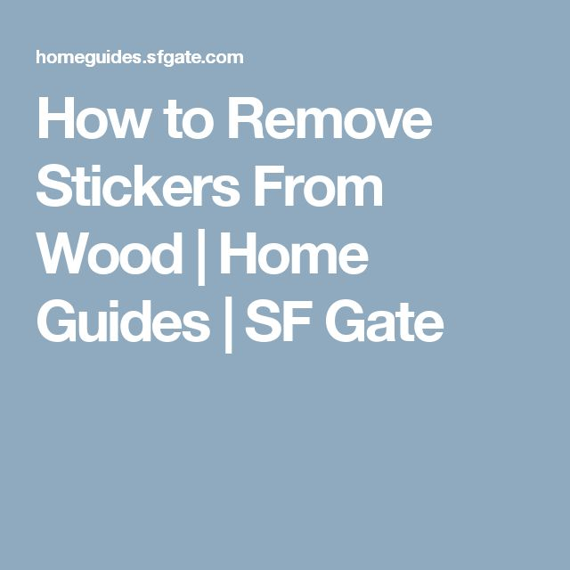 The  Best Remove Stickers Ideas On Pinterest Remove Sticky - A basic guide to vinyl decals   removal options