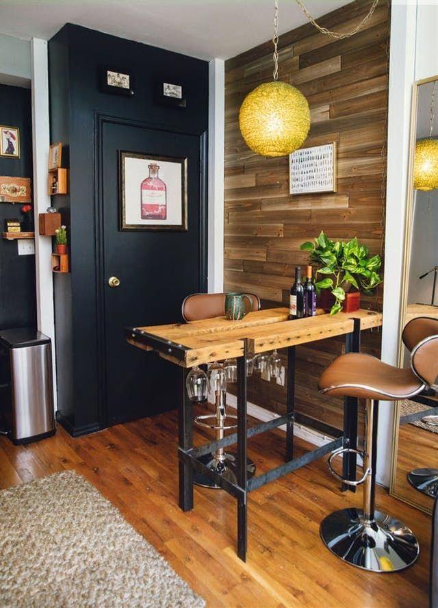 9 Genius Design Ideas From Stylish Studio Apartments Apartment