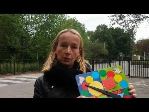 Engels - Twister (lichaamsdelen, kleuren, vormen)