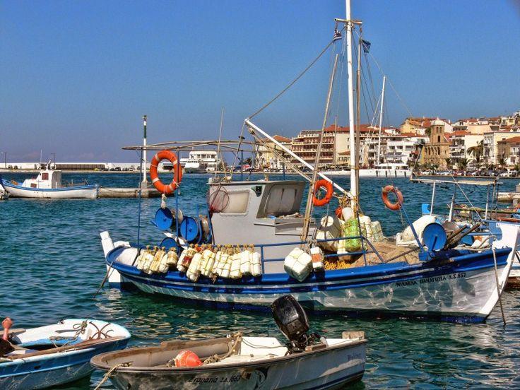 Waterfront - Samos-Vathi, Samos