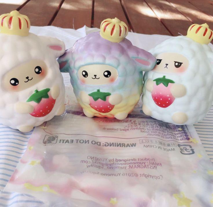 | Kawaii cute Shop Buy Squishies, Squishy buns, Ibloom, Puni Maru rare squishies