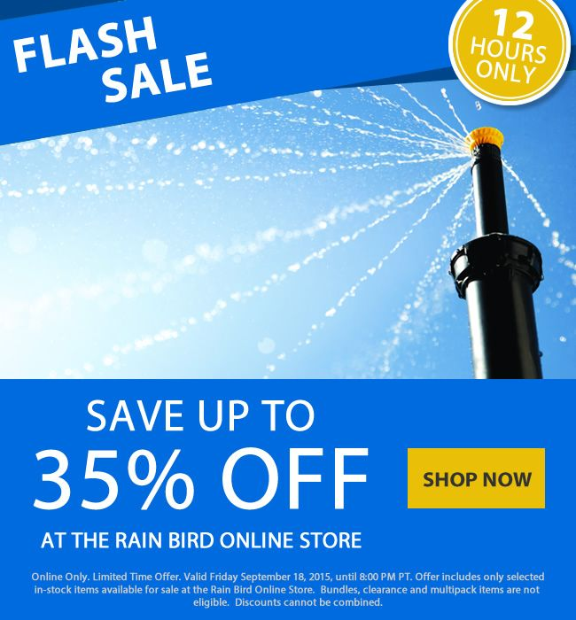 17 best images about rain bird irrigation products 12 hour flash today only save up to 35% until 8pm rain bird s