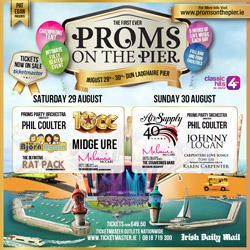 Win gig tickets to Proms on the Pier at Dun Laoghaire Pier - http://www.competitions.ie/competition/win-gig-tickets-to-proms-on-the-pier-at-dun-laoghaire-pier/