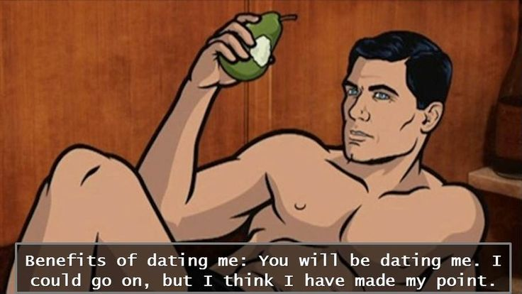 lol I love Sterling Archer. So glad the new season is on lol. I watched an episode every night this weekend to catch up