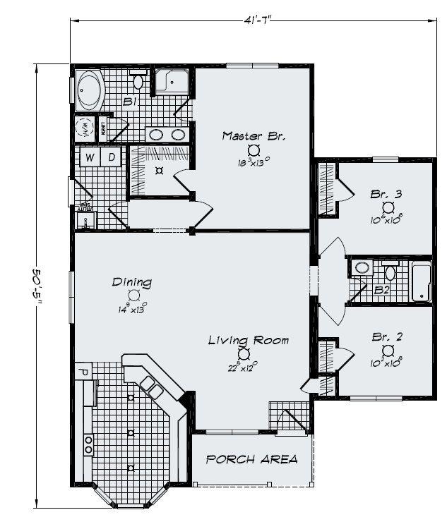 custom built modular homes home floor plans porches the dalton ii cape cod custom modular home custom modular