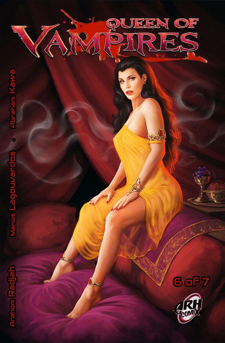 Queen of Vampires #6