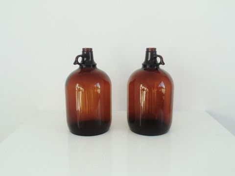 One Gallon Vintage Bottle