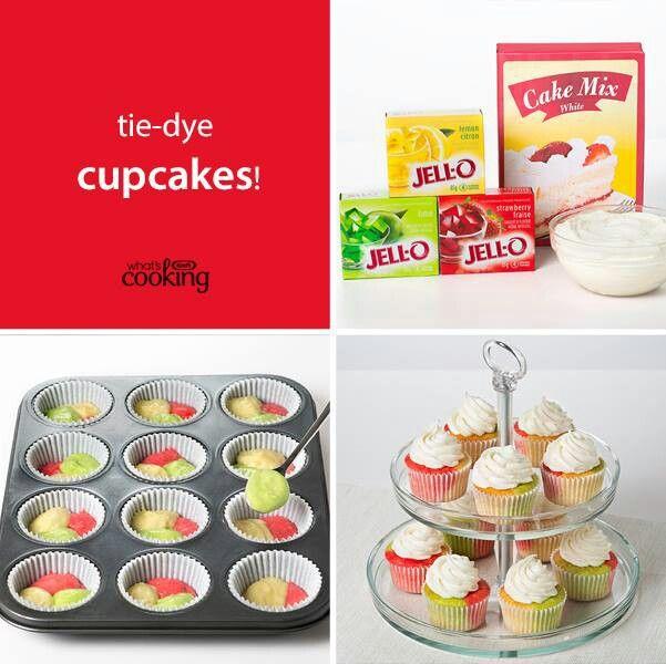 Jeelo cupcakes
