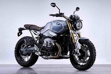 Une nouvelle moto «haute couture» pour BMW