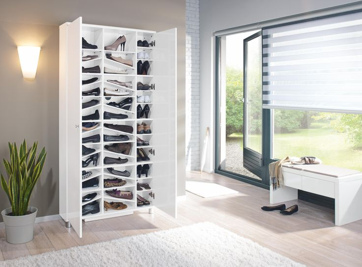 die 25 besten ideen zu schuhschrank auf pinterest. Black Bedroom Furniture Sets. Home Design Ideas