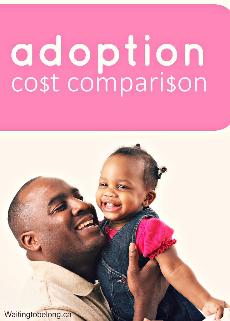 Why is adoption so expensive? Or is it? This cost comparison of public, private and international adoption answers those adoption expense questions.