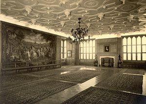 Alexandria City of Memory: Josa and Oswald Finney's ballroom