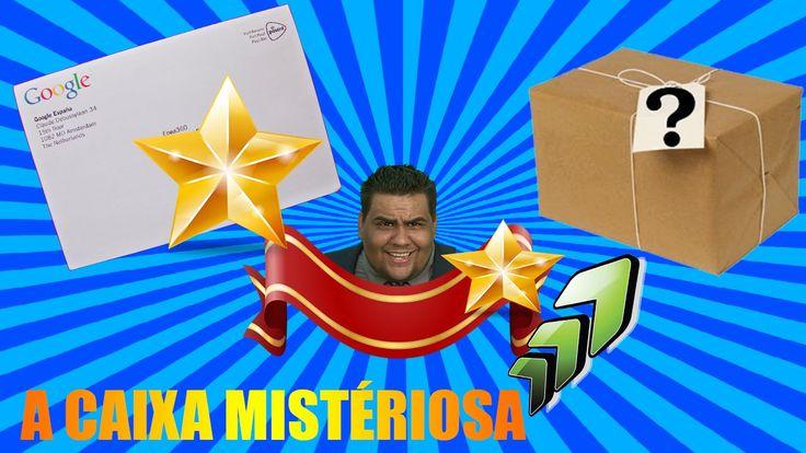 A caixa misteriosa