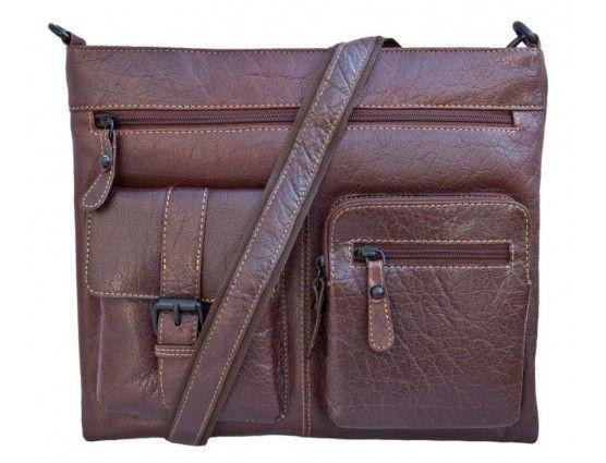 Image of Tribal Pocket Shoulder Bag