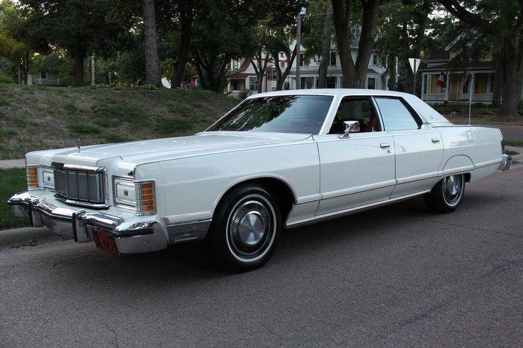 1978+Mercury+Grand+Marquis+Brougham