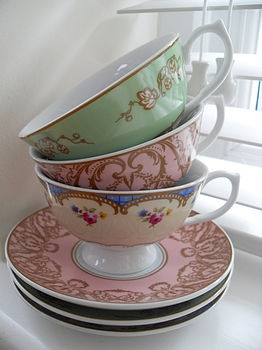 Vintage Style Tea Time - from Not on the High Street.com