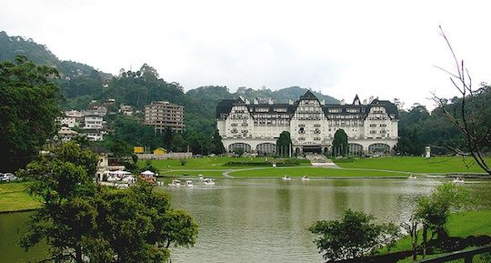 Petropolis, the Imperial City of Brazil