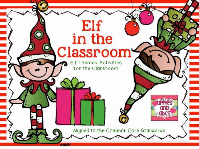 """Elf in the Classroom"" (from Apples and ABC's)"