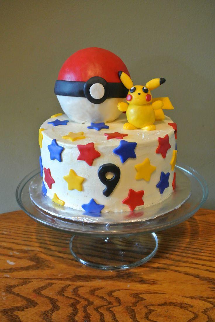 Litwick On A Birthday Cake