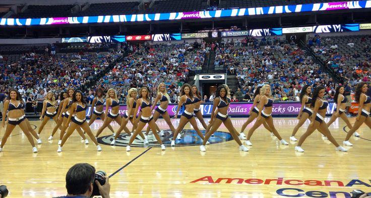 2013-2014 Dallas Mavericks Dancers