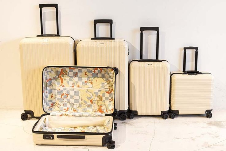 <RIMOWA> × <BEAUTY&YOUTH> LUGGAGE COLLECTION | NEWS | BEAUTY & YOUTH UNITED ARROWS