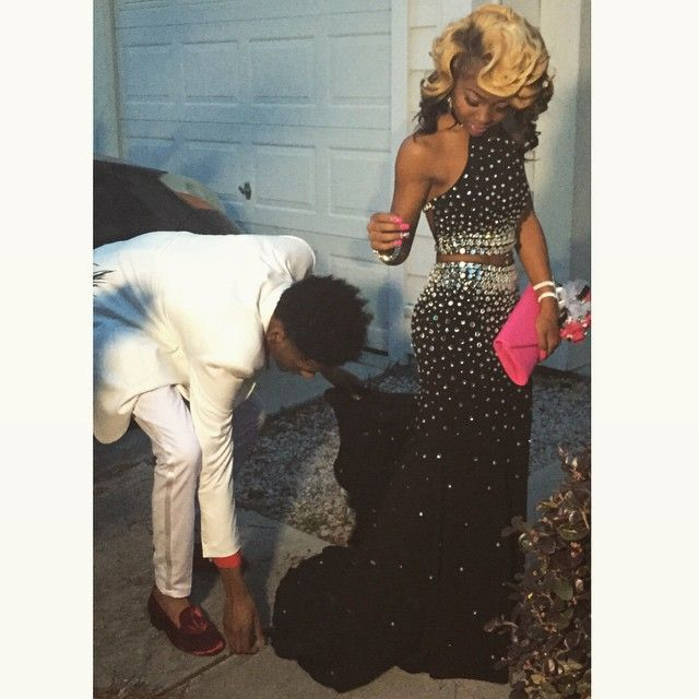 Dont Really Need Captions Tonight J A Y D A Prom