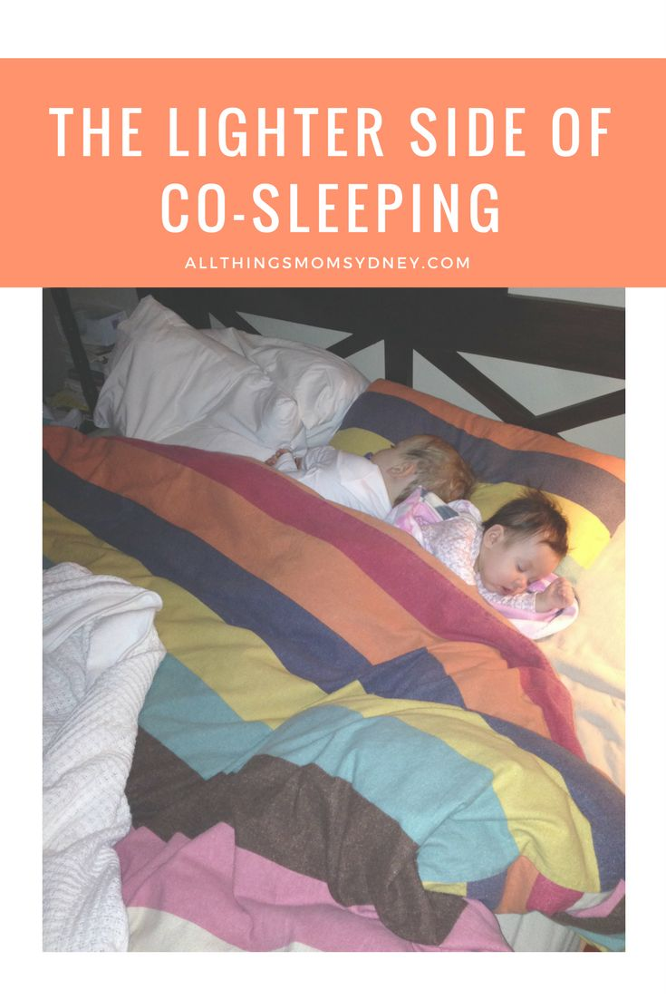 a humorous post on sharing a bed with your kids   Here are tips and tricks to staying alive while you're being kicked in the ribs all night.