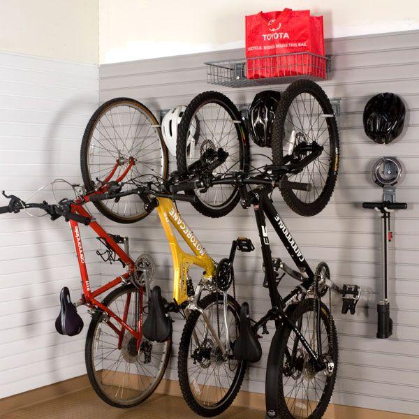 73 Best Garage Storage Images On Pinterest | Garage Storage, Garage  Organization And Bike Storage