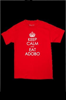 Keep Calm and Eat Adobo
