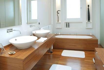 Wood Paneling Waterproof In Bathrooms 3