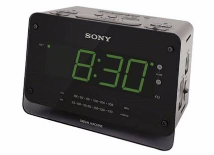 Sony ICF-C414 Dream Machine Large Alarm Clock Radio Display Dual | Other Electronics & Computers | Gumtree Australia Manningham Area - Doncaster | 1114874546