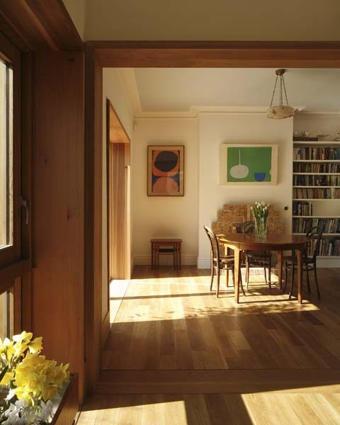 Refurbishment of a 1930's House, Dublin by CASTarchitecture , via Behance